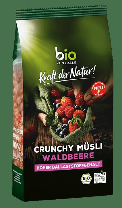 Crunchy Müsli Waldbeere