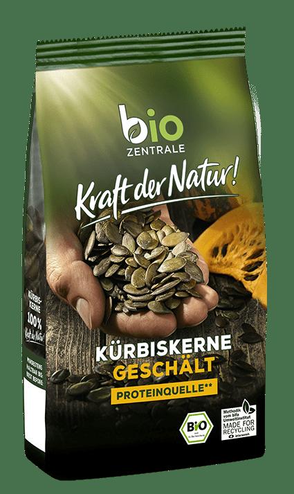 biozentrale Kürbiskerne 100g